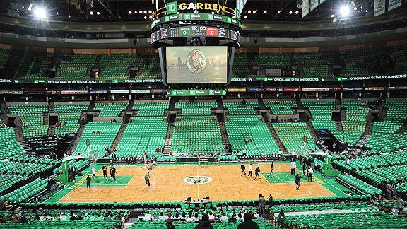 Garden party - Boston Celtics Blog- ESPN