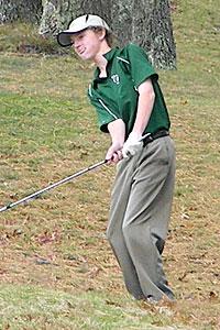 Duxbury Golfer