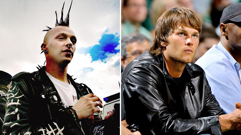 Punk vs Brady