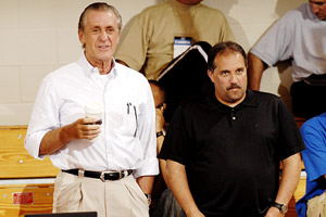 Pat Riley & Stan Van Gundy