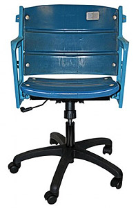 Courtesy Of Steiner Sports Fans Of The New York Yankees Can Sit In A  Stadium Chair While At Home Or An Office.