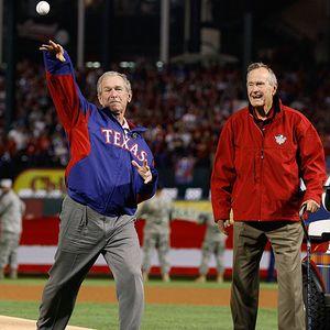 George H. Bush, George W. Bush