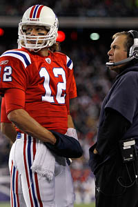 Tom Brady & Bill Belichick