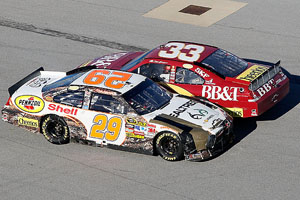 Kevin Harvick & Clint Bowyer