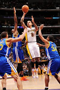 to a skill set based on hustle and vision matt barnes has made a solid