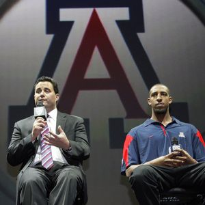 Sean Miller and Derrick Williams
