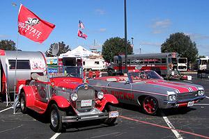 Ohio State cars