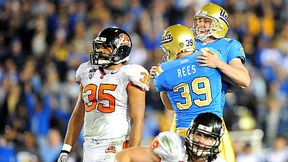 UCLA Bruins kicker Kai Forbath redeemed himself for two earlier misses that challenged the fortitude of this young team.