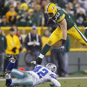 Cowboys V. Packers