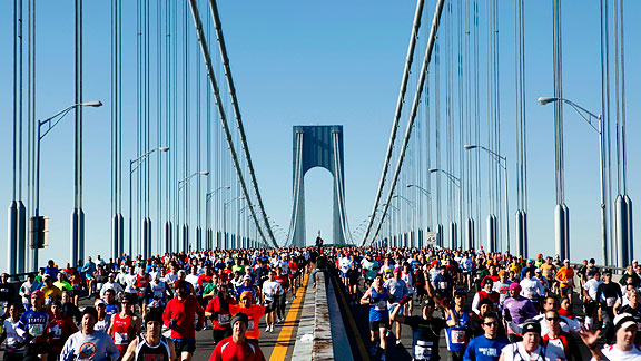 NYC Marathon