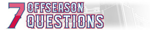 7 Offseason Questions