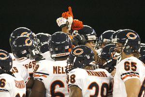 Bears Huddle