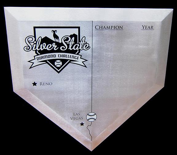 Silver Plate Trophy