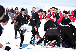 Antartica rugby