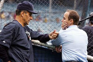 Brian Cashman & Joe Torre
