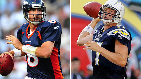 Kyle Orton/Phillip Rivers