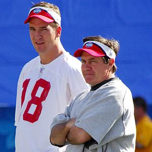 Peyton Manning/Bill Belichick