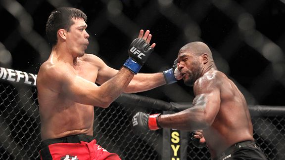 Rampage Jackson vs Lyoto Machida