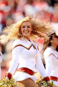 San Fran Cheerleader