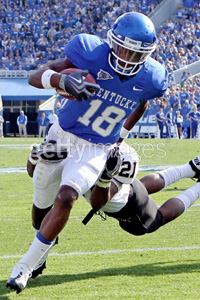Kentucky's Randall Cobb