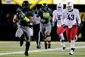 Oregon's Josh Huff