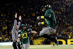 Oregon's LaMichael James