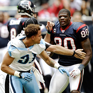 Cortland Finnegan and Andre Johnson
