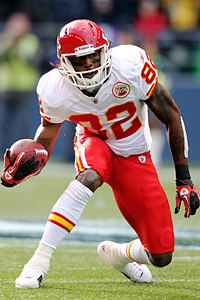 Kansas City's Dwayne Bowe