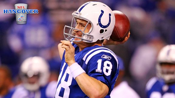 Payton Manning (NFL Hangover)