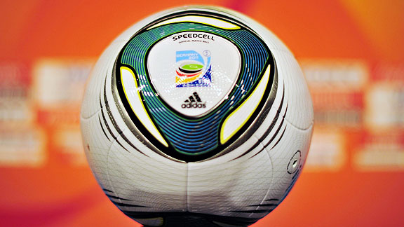 Womens World Cup Ball