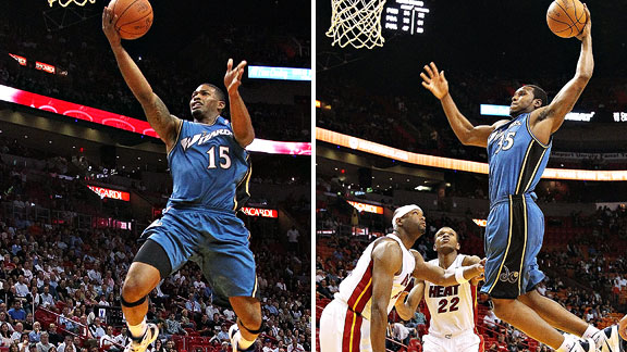 Alonzo Gee and Trevor Booker