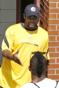 Mike Tomlin, Mike Wallace