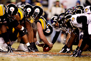 Steelers and Ravens