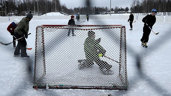 Outdoor Game