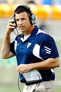 Florida International head coach Mario Cristobal