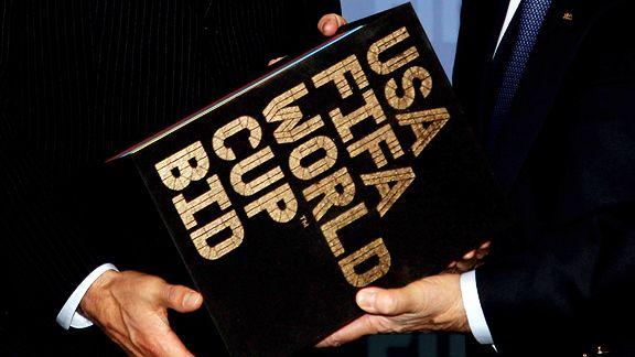 USA World Cup Bid Book