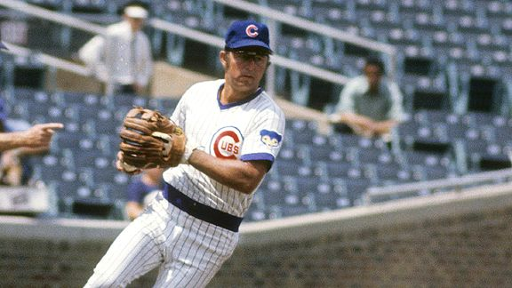 Thanks to his stats, Cubs great Ron Santo was an obvious choice for the Hall of Fame.