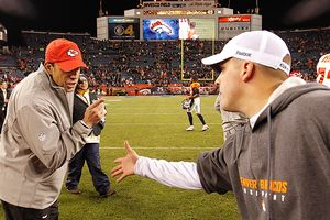 Todd Haley and Josh McDaniels