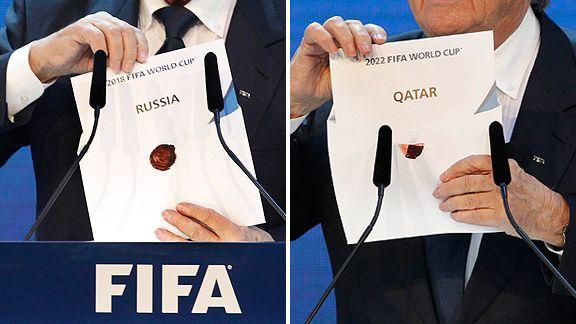 Russia and Qatar