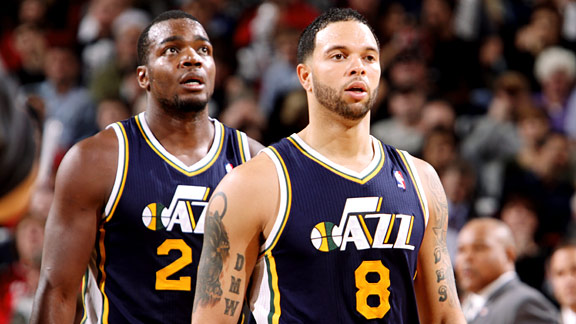 Deron Williams & Paul Millsap