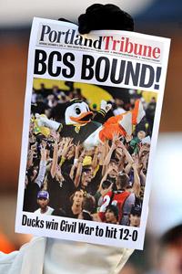 Oregon BCS Paper