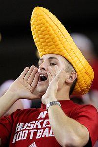 Nebraska Cornhuskers fan