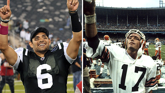 Mark Sanchez/Brian Sipe