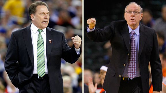 Tom Izzo, Jim Boeheim