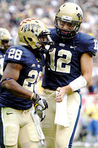 Dion Lewis and Tino Sunseri