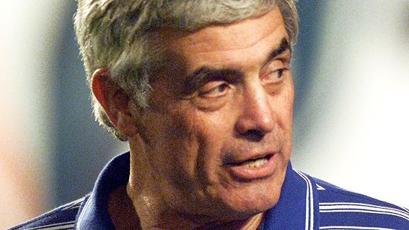 Jim Mora, during a loss to the Miami Dolphins in 2001.