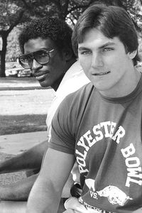 Eric Dickerson and Craig James