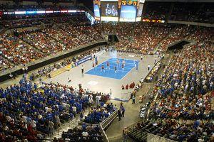 Nebraska Vollyball Arena