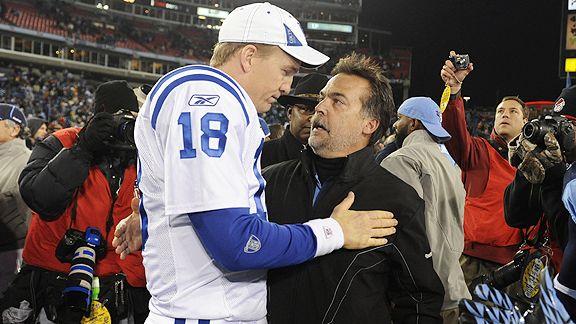 Peyton Manning and Jeff Fisher