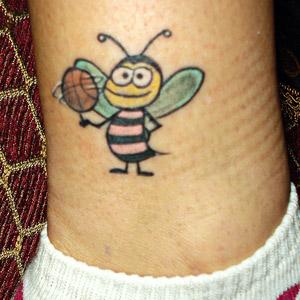 Rebecca Gray tatoo